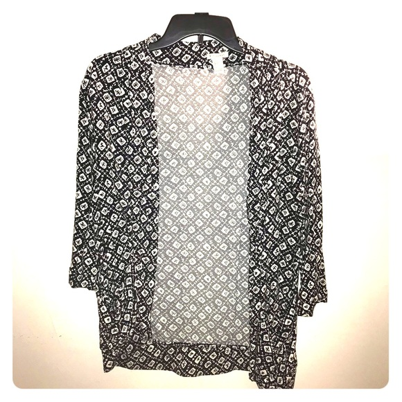 Forever 21 Jackets & Blazers - Forever 21 Pattern Cover Up
